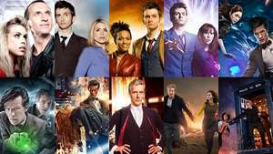 Doctor Who - Every episode since 2005 available to watch on BBC iPlayer