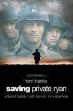Saving Private Ryan 4k digital download £5.99 @ itunes