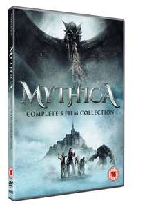 Mythica: 1-5 (Box Set) [DVD] £6.30 using 10% discount code SIGNUP10 incl. Free Delivery @ Zoom
