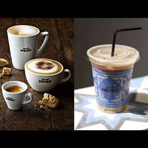 Free Caffe Nero on Tuesdays - now for O2 CUSTOMERS ONLY