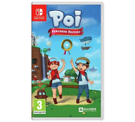 POI Nintendo Switch for £18.99 @ Argos