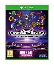 SEGA Mega Drive Classics (PS4 & Xbox One) £19.85 delivered @ Base