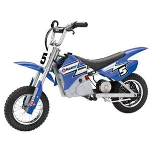 Razor Dirt Rocket MX350 - Kids Electrc bike £178 delivered @ Tesco Direct
