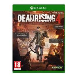 Dead Rising 4 (Xbox One) £8.99 Delivered @ Go2Games