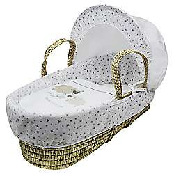 Counting Sheep Moses Basket £15 @ tesco direct