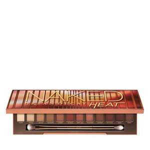 Urban Decay Naked Heat eye shadow palette £27.65 @ Debenhams - Code SHA5 Free Delivery