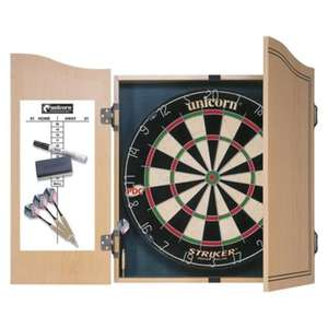 Another Tesco Direct Clearance deal: Complete Unicorn Striker home dartboard set £40
