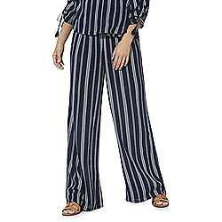 Rope Stripe Palazzo Trousers £10 at Tesco F&F