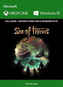 Sea Of Thieves Xbox One & Windows 10 £25.64 (£26.99 without FB Code) @ CDKeys