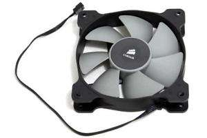 CORSAIR 120MM 12CM SP120 GREY FINS PWM HIGH PERFORMANCE COOLING BRUSHLESS FAN - 3 pieces for £6 delivered at ebay /  pcs_outlet