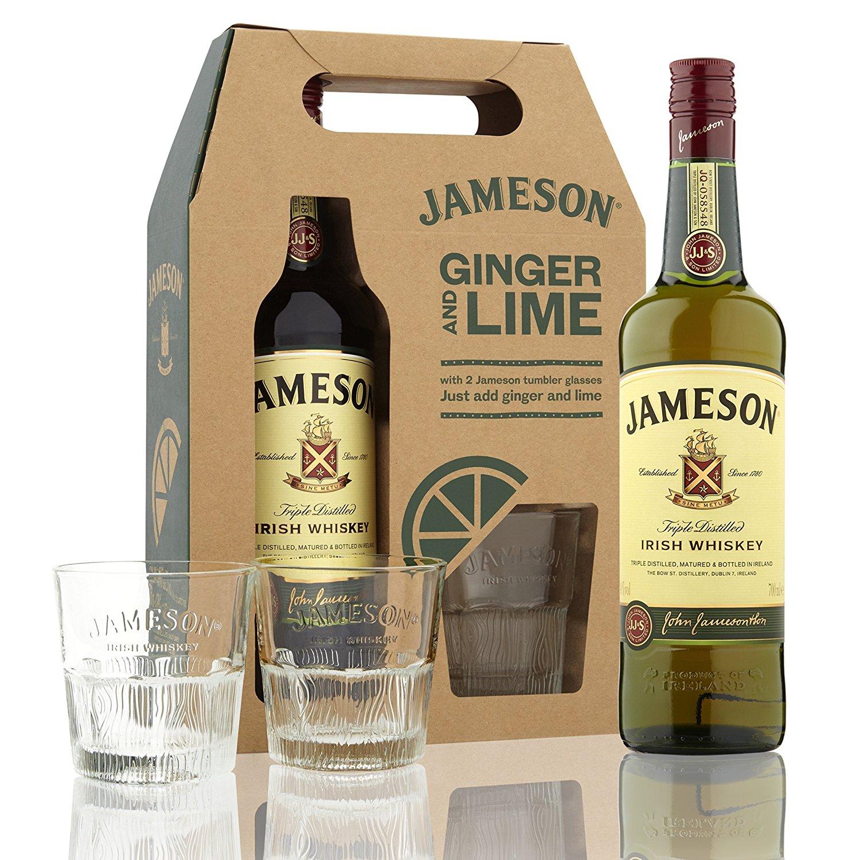Jameson Irish Whiskey 70cl with. - £20.90 Amazon