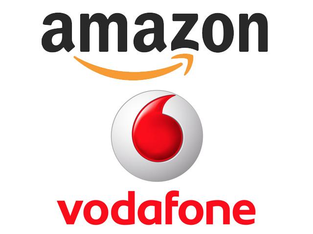 FREE Amazon Prime Video on Vodafone