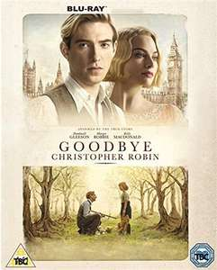 Goodbye Christopher Robin (used) on BluRay @ Cex (uk.webuy.com) £6 plus £1.50 delivered