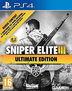 [20% Off New Items] e.g. Sniper Elite III: Ultimate Edition (PS4) / Resident Evil 5 (PS4) / Super Lucky's Tale (XO) £7.99 ea. (More in OP) @ Music Magpie