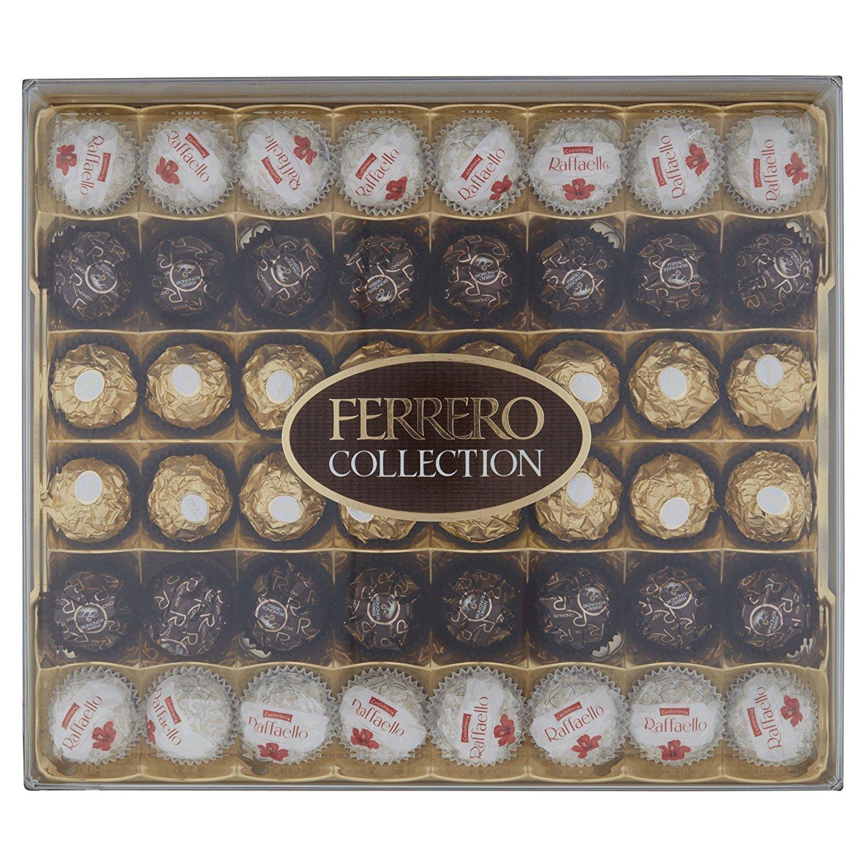 Ferrero Roche 48 peice collection - Gift - £10.99 Prime / £15.48 non Prime @ Amazon