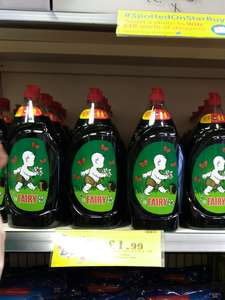 Fairy Liquid  1350ml £1.99 in Home Bargains