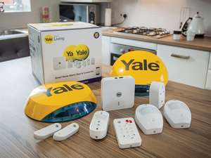 Full Yale Smart Home Alarm with Camera £360.54 @ Amazon - Prime exclusive