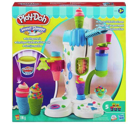 Play-Doh Perfect Twist Ice Cream Playset £9.99 @ Argos
