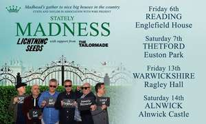 Stately Madness tickets £12.50 with code @ Groupon