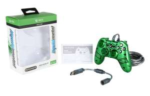 PowerA Xbox One Officially Licensed Mini Green Wired Controller (New & Sealed) £14.99 Delivered @ FenlandCSM/eBay