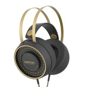 Betron Retro Over Ear Headphones £11.95 Prime £15.44 Non Prime Sold by Betron Limited ( VAT Registered) and Fulfilled by Amazon
