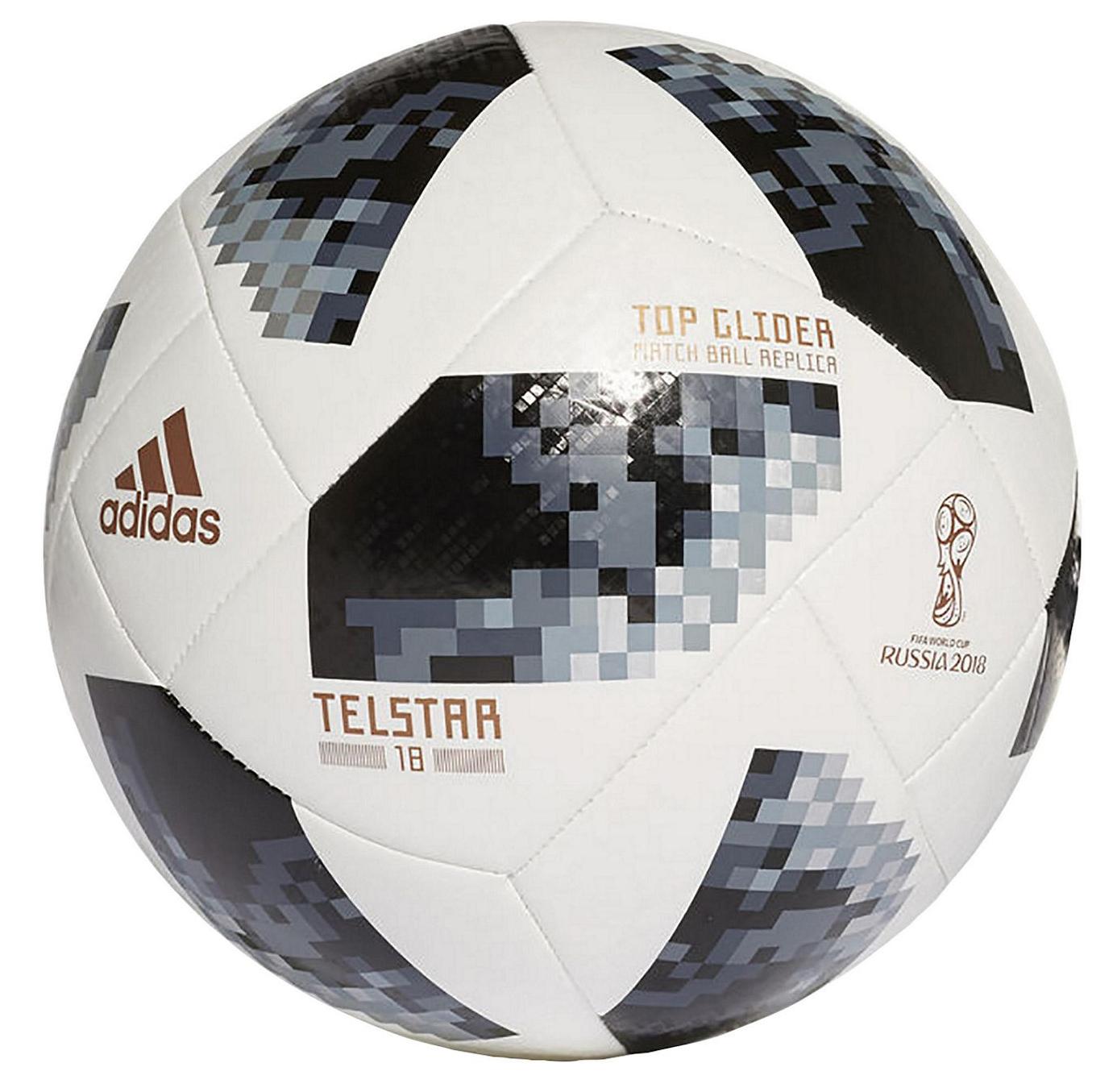 adidas Telstar FIFA World Cup Top Glider Football(free C&C) £10 @ Tesco Direct