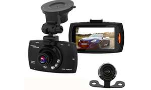 Apachie G30 Full HD Dual Front and Rear Dash Cam £24.95 from Groupon (plus £1.99 postage)