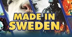 Steam Made in Sweden Sale - Tom Clancy's Division - £8.39 plus more - Steam Store