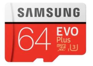 [Samsung Evo Plus] 64gb Micro SDXC £14.99 at base.com