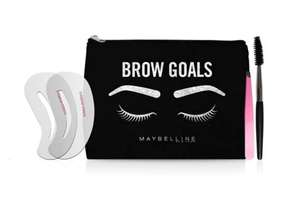 Boots free gift when you spend £14 on maybelline