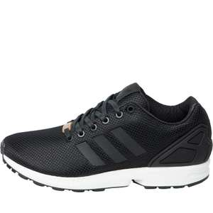 Mens Adidas Originals ZX Flux Trainers Black £39.48 Delivered @ M&M direct + more on link