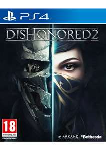 Dishonored 2 (NEW) PS4 incl. FREE delivery £7.85 @ Simply Games