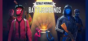 Totally Accurate Battlegrounds free for 100 hours after release (steam)