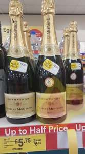 Charles montaine champagne 75cl £5.75 *Iceland stores*