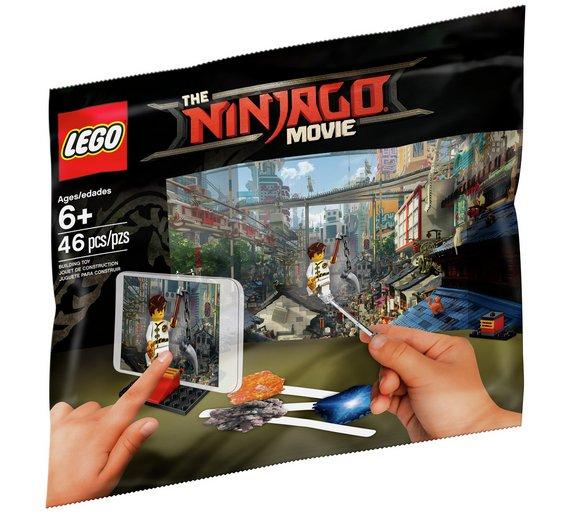 LEGO Ninjago Movie Maker - 5004394 - £1.49 Argos