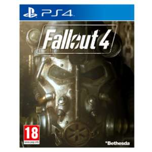 Fallout 4 + Star Wars Battlefront + Battleborn (PS4 / All preowned) £8 delivered @ Game