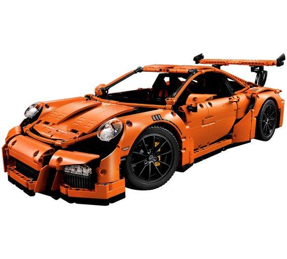 Lego Technic 42056 Porsche 911 GT3 RS - £159.99 @ Argos