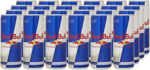 24 cans of Redbull £18 (prime exclusive free same day delivery) @ Amazon