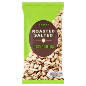 Nut Deal - Roasted And Salted Pistachios 300g £2.49 Tesco