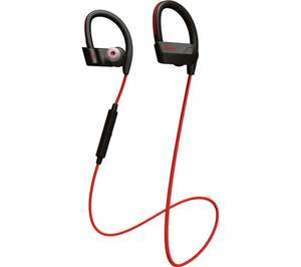 JABRASport Pace Wireless Bluetooth Headphones - Red £26.97 @ Currys