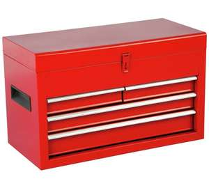 Hilka 4 Drawer Tool Chest £26.99 Argos
