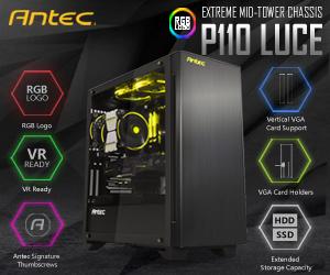Antec P110 Luce at £71.99 inc @ Novatech