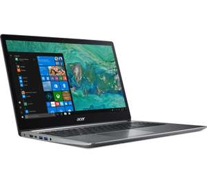 Acer Swift 3 256gb SSD with Ryzen 2500U + Vega 8 graphics - £599 at Currys