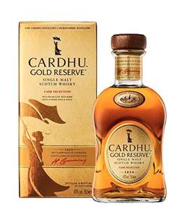 Cardhu gold single malt whiskey only £23.50 @ Amazon