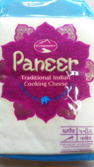 Everest Paneer 226g, 75p @ Home Bargains