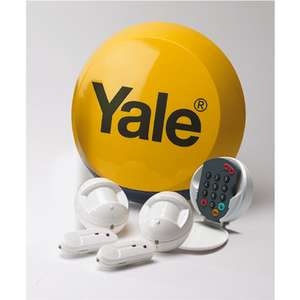 Yale 6200 Series Wireless Alarm Kit only £34 @ homebase instore