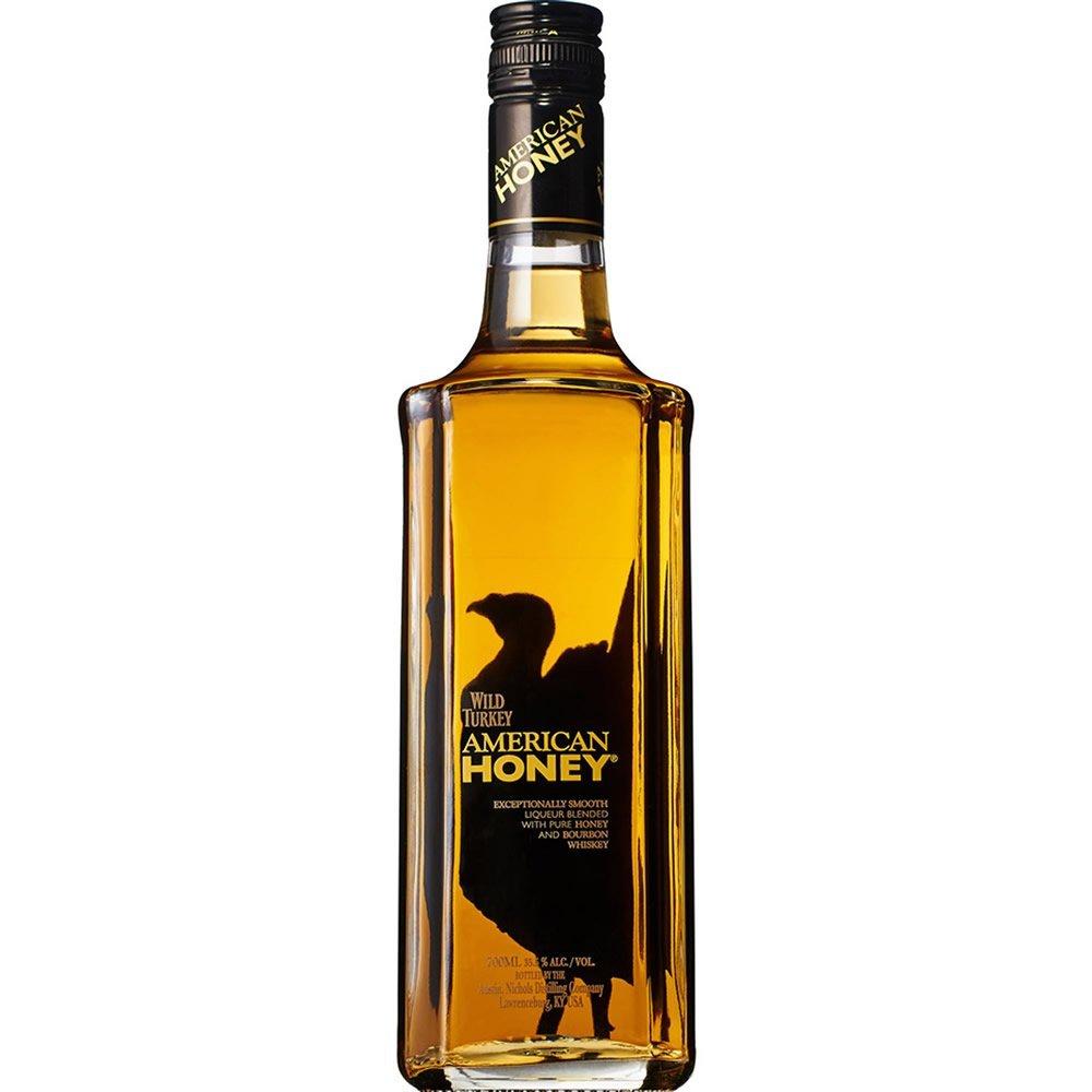 wild turkey american honey £18.99 prime / £23.48 non prime @ Amazon