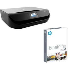HP ENVY 5020 Wireless All in One Printer & 80 gsm A4 Home & Office Paper Bundle - 500 sheets £39.01 @ Currys