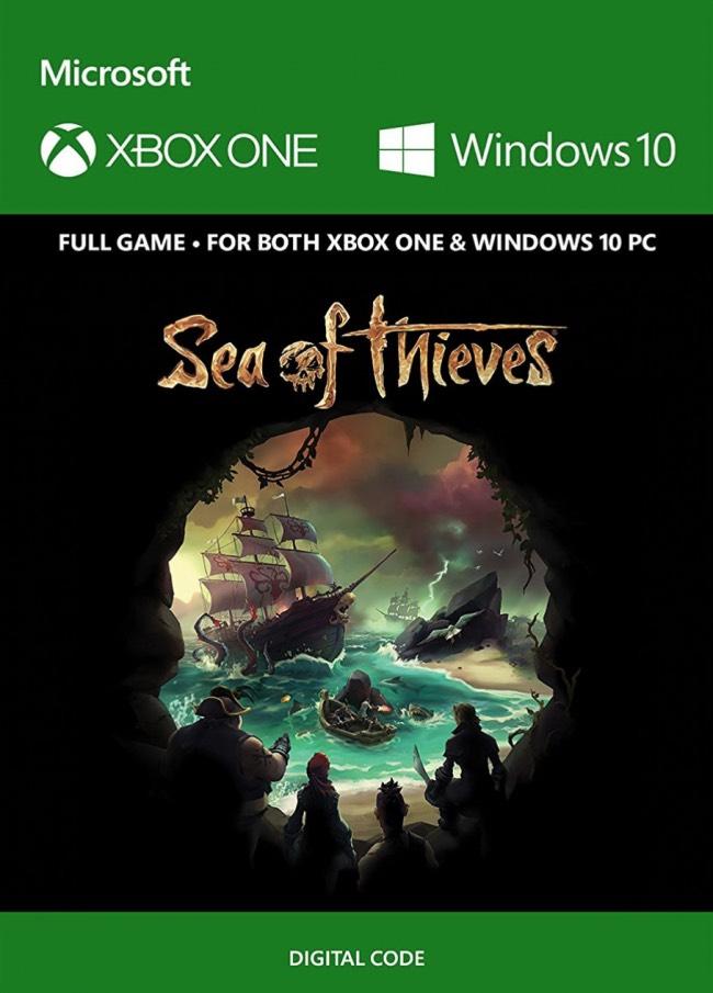 Sea of Theives Xbox One / Windows 10 Code £29.99 @ Cd keys