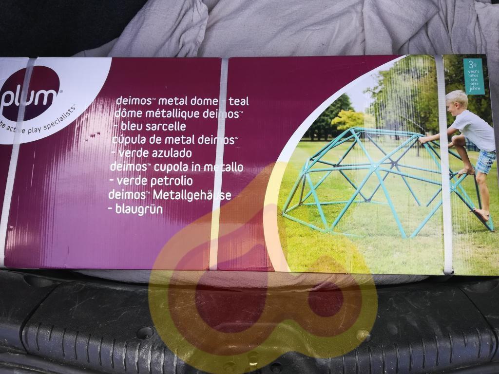 Plum climbing dome £36 @ Tesco - Cambridge